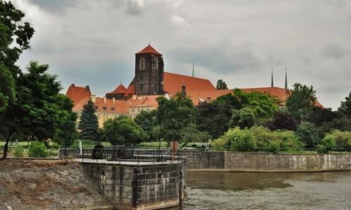 Zdjęcie POLSKA / Dolny Śląsk / Wrocław / Wrocław, wyspa Piasek