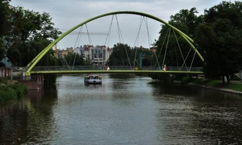 Zdjęcie POLSKA / Dolny Śląsk / Wrocław / Wrocław, Odra