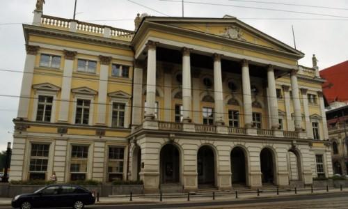 Zdjecie POLSKA / Dolny �l�sk / Wroc�aw / Wroc�aw, opera