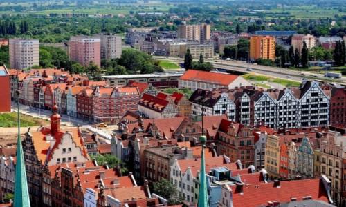 Zdjecie POLSKA / Pomorze / Gdańsk / stare i nowe...