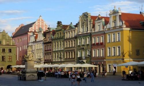 Zdjecie POLSKA / Wielkopolska / Poznań - Stary Rynek / na Starym...