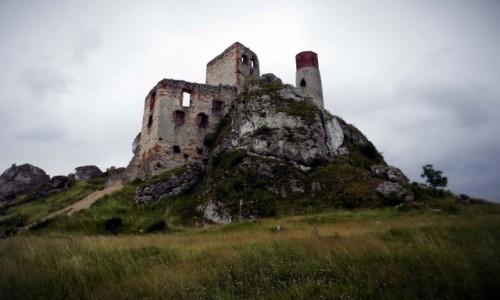 Zdjęcie POLSKA / Powiat częstochowski / Olsztyn / Ruiny zamku