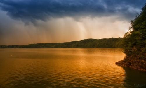 Zdjęcie POLSKA / Bieszczady / Solina / Jezioro Solińskie
