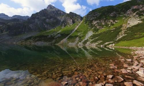 Zdjęcie POLSKA / Tatry / Czarny Staw Gąsienicowy / Przejrzystość