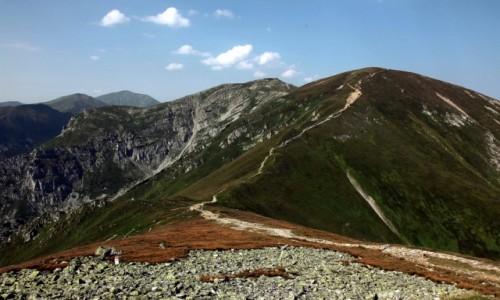POLSKA / Tatry / Czerwone Wierchy / Jeszcze zielone
