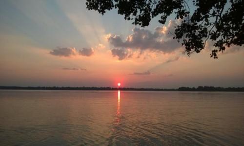 Zdjęcie POLSKA / Mazury / jeziora i lasy / mazurskie wieczory