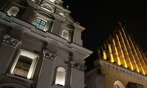Zdjecie POLSKA / brak / Warszawa / Koscioly na Starowce