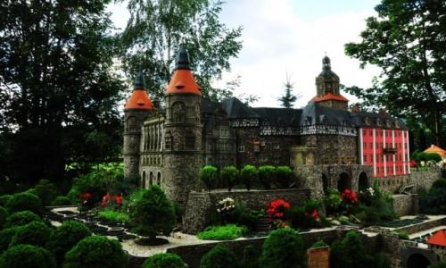 Zdjęcie POLSKA / woj. dolnośląskie / Kowary-Park Miniatur / Zamek