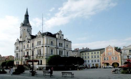 Zdjecie POLSKA / dolnoślaskie / Lądek Zdrój / Ratusz w rynku
