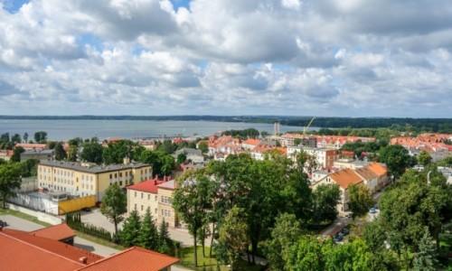 Zdjecie POLSKA / Warmińsko-Mazurskie / Giżycko / Widoki z wieży ciśnień
