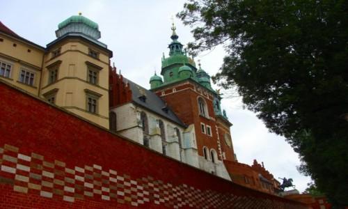POLSKA / Ma�opolskie / Krak�w / Zamek Kr�lewski na Wawelu