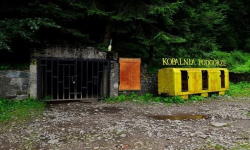 Zdjęcie POLSKA / woj. dolnośląskie / Kowary / Kopalnia uranu