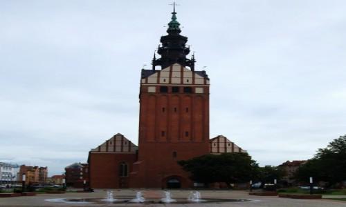 Zdjecie POLSKA / Elbl�g / Stare Miasto / Katedra �w. Mik