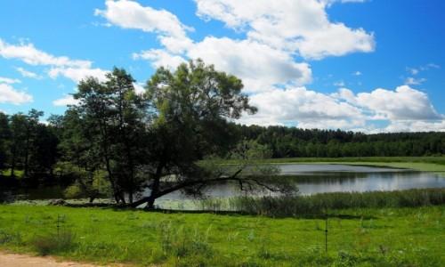 Zdjęcie POLSKA / Suwalszczyzna / Postawelek / Jeziorko