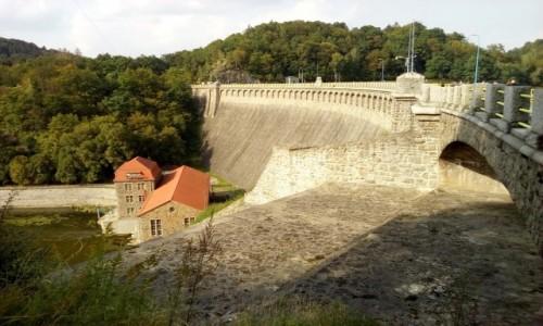 Zdjecie POLSKA / Dolny Śląsk / Pilchowice / Zapora w Pilchowicach