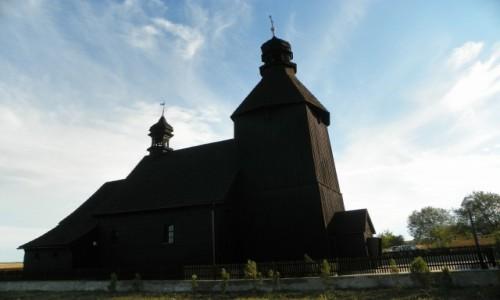 Zdjecie POLSKA / �l�sk Opolski / Szczepanek, powiat strzelecki, wojew�dztwo opolskie / Ko�ci� drewnia