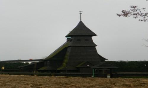 Zdjecie POLSKA / G�rny �l�sk / Palowice, powiat rybnicki, wojew�dztwo �l�skie / Ko�ci� pw. Tr�