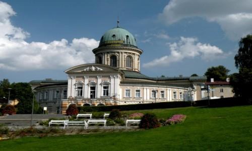 Zdjęcie POLSKA / dolnośląskie / Lądek Zdrój / Pijalnia wód zdrojowych
