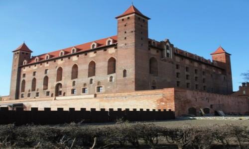 Zdjęcie POLSKA / Pomorskie / Gniew / Zamek w Gniewie