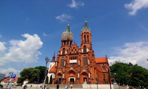 Zdjęcie POLSKA / Podlaskie / Białystok / - Archikatedra Białostocka-