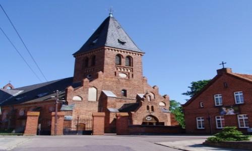 Zdjęcie POLSKA / Pomorskie / Sztum / Kościół św. Anny