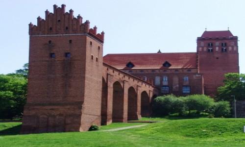 Zdjęcie POLSKA / Pomorskie / Kwidzyn / Zamek