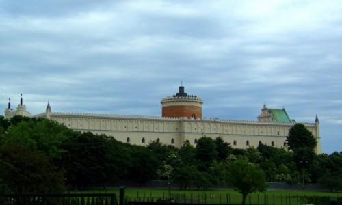 Zdjęcie POLSKA / lubelskie  / Lublin / - zamek -