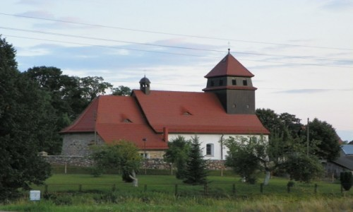 POLSKA / G�rny �l�sk / Koz��w, powiat gliwicki, wojew�dztwo �l�skie / Ko�ci� pw. �w. Miko�aja, z ok. 1500 roku, p�nogotycki