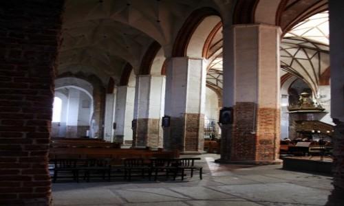 Zdjęcie POLSKA / Gdańsk / Kościół św. Katarzyny / Nawa boczna
