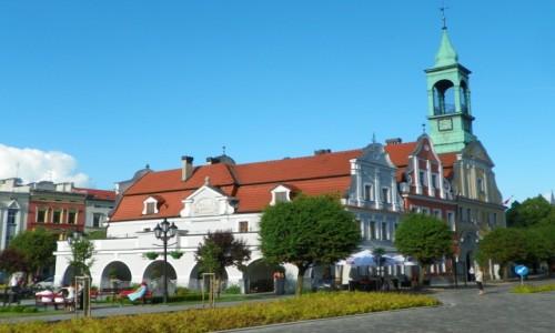 Zdjecie POLSKA / �l�sk Opolski / Kluczbork, powiat kluczborski, wojew�dztwo opolskie / Budynek ratusza