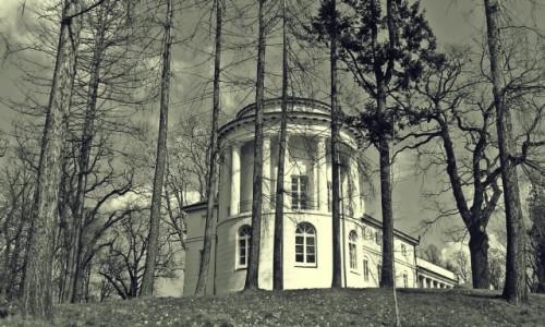 POLSKA / Podkarpacie / Zarzecze / Pa�ac dla Magdaleny