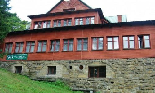 Zdjecie POLSKA / Beskid �l�ski / Sto�ek / Schronisko
