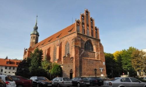 Zdjęcie POLSKA / Pomorskie / Słupsk / Słupsk, kościół św. Jacka