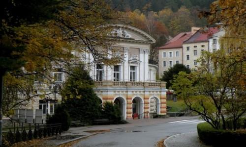 Zdjęcie POLSKA / dolnoślaskie / Lądek Zdrój / Sanatorium Wojciech