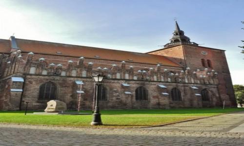 Zdjęcie POLSKA / Pomorskie / Słupsk / Słupsk, kościół Mariacki