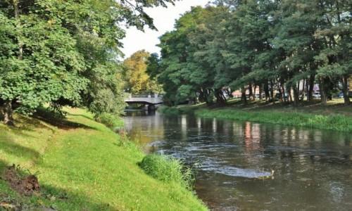 Zdjęcie POLSKA / Pomorskie / Słupsk / Słupskie klimaty, rzeka Słupia
