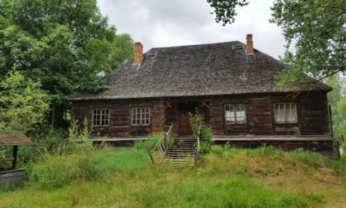 Zdjęcie POLSKA / mazowieckie / Sucha / Drewniane Mazowsze