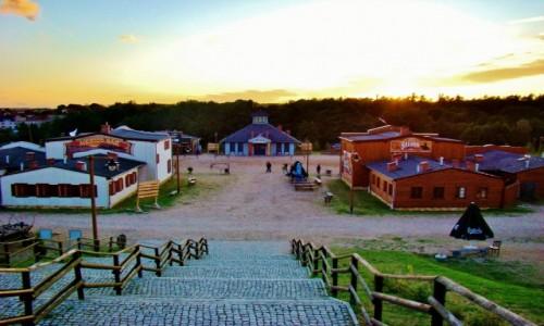 Zdjęcie POLSKA / -województwo warmińsko-mazurskie / Mrągowo / Mrągowo-miasteczko country Mrongoville