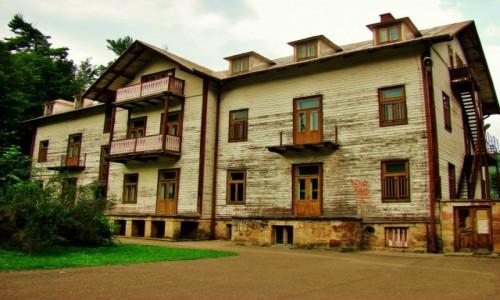 Zdjęcie POLSKA / województwo podkarpackie / Rymanów Zdrój / Rymanów Zdrój-sanatorium