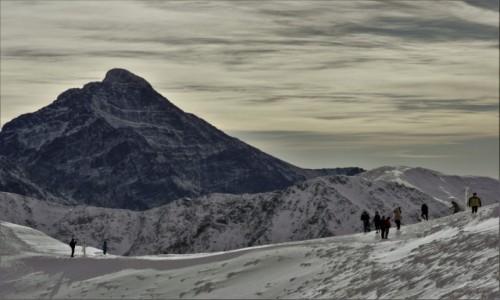 Zdjęcie POLSKA / malopolska / Zakopane / w Tatrach wysokich