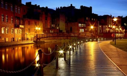 Zdjęcie POLSKA / Bydgoszcz / Wenecja bydgoska / Malowniczy zakątek naszego miasta,