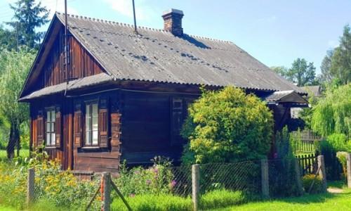 Zdjęcie POLSKA / mazowieckie / Klimczyce / Na prowincji
