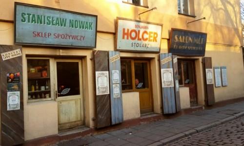 Zdjęcie POLSKA / Małopolska / Kraków / Klimat Kazimierza