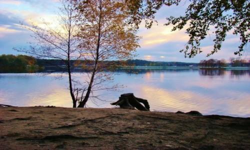 Zdjęcie POLSKA / województwo świętokrzyskie / Sielpia Wielka / Sielpia Wielka-jezioro Sielpia