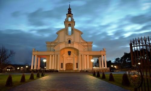 Zdjecie POLSKA / mazowsze / Warszawa / Kościół św. Antoniego Padewskiego Stara Miłosna