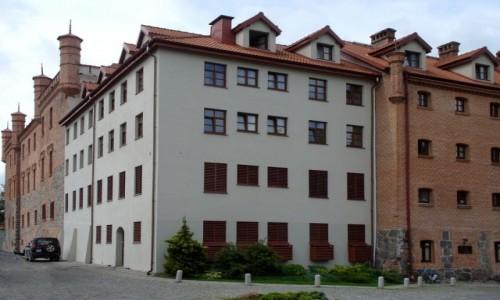 Zdjecie POLSKA / warmińsko mazurskie / Ryn / Zamek, stara i