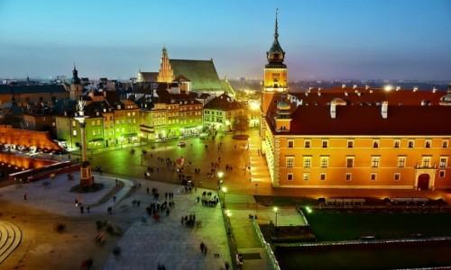 Zdjecie POLSKA / mazowsze / Warszawa / Plac Zamkowy