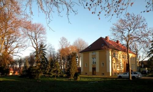 Zdjecie POLSKA / opolskie / Frydrychów / Pałac Frydrychó