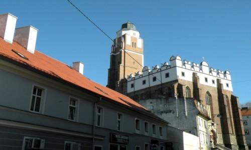 Zdjęcie POLSKA / opolskie / Paczków / Kościół pw. Św. Jana Ewangelisty