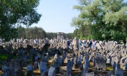 POLSKA / mazowieckie / Treblinka / Treblinka - nauka historii